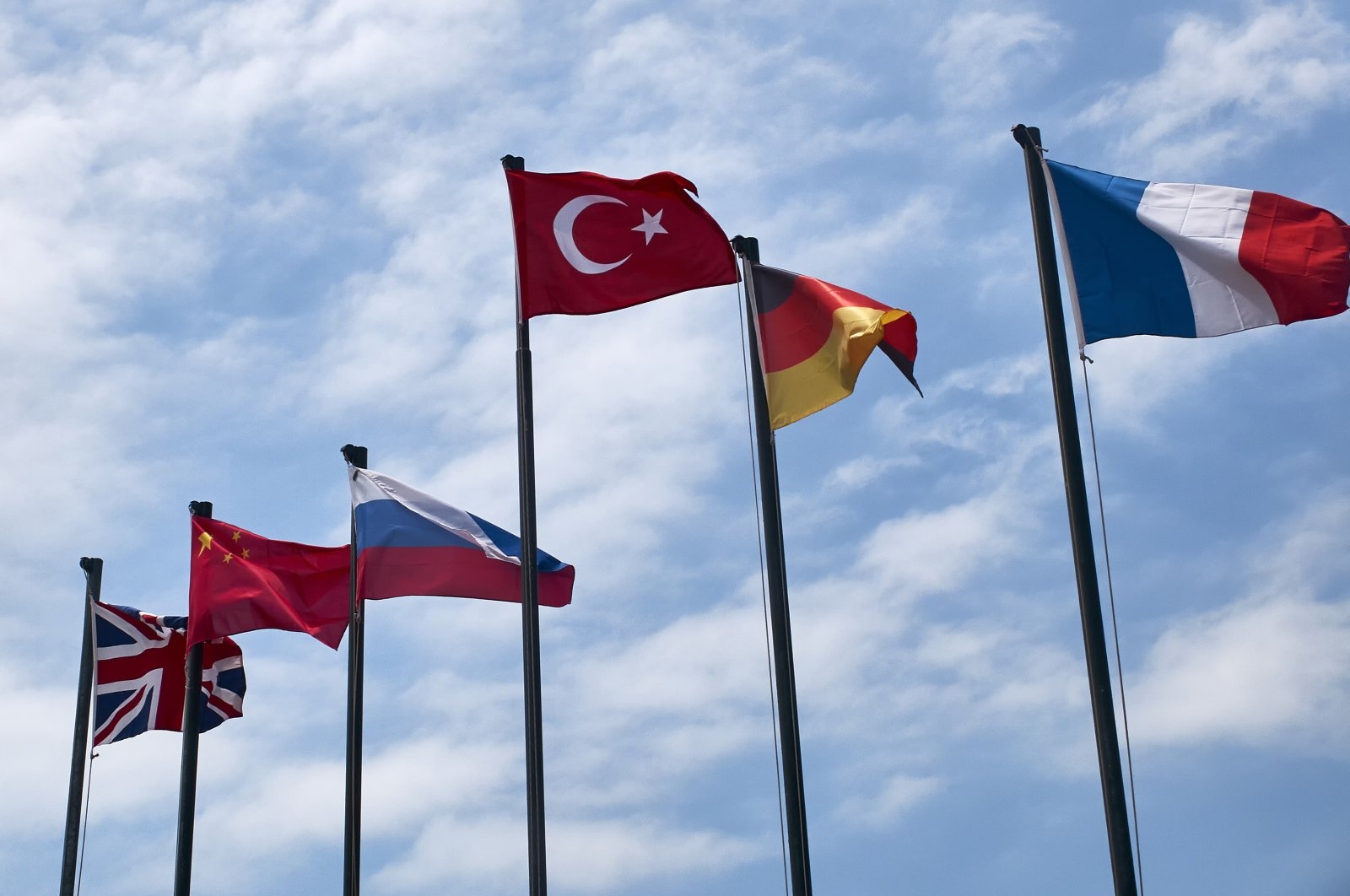Stances on the Western-led liberal order is what differentiates Turkey from other rising powers in the world. (iStock Photo)