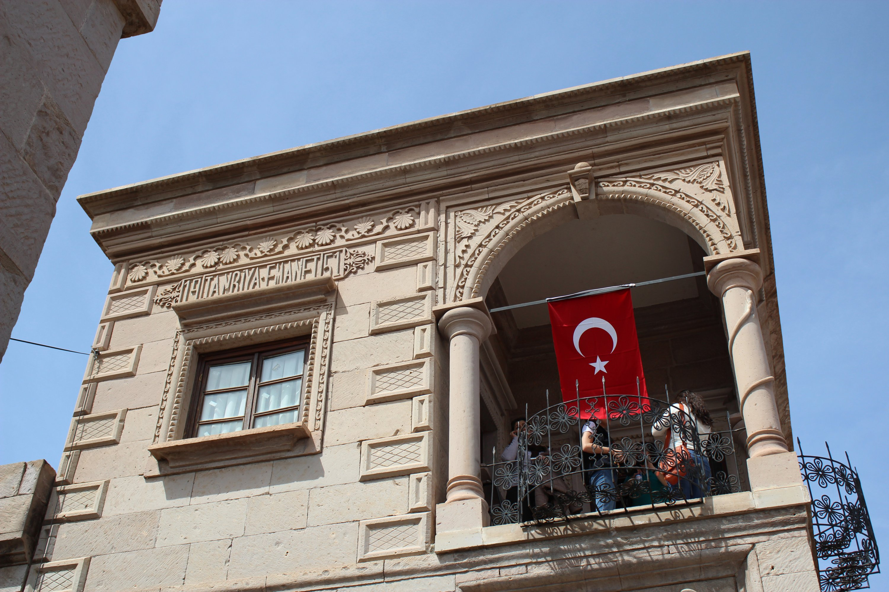 The house of Mimar Sinan in the town Ağırnas was opened as a museum. ( iStock PHOTO)