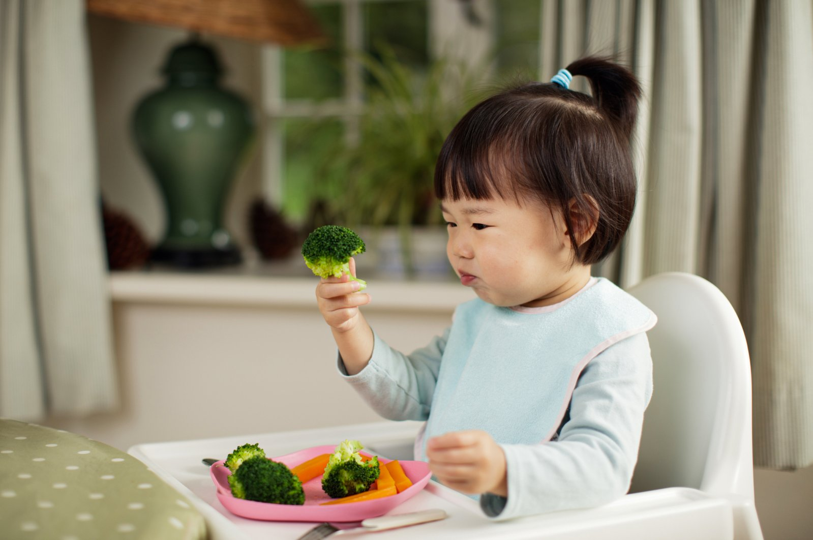 When trying to get your kids to eat more vegetables try to make it more fun. (iStock Photo)