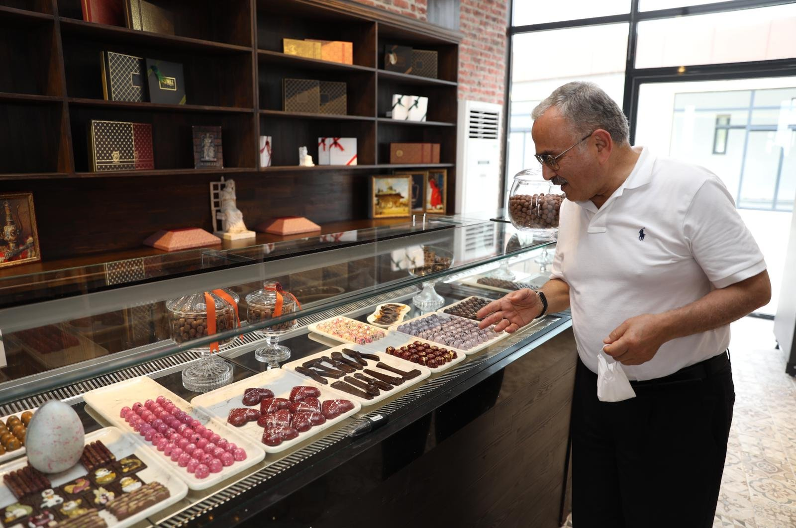 Chocolate Park opens in Ordu, Turkey, June 28, 2020. (AA Photo)