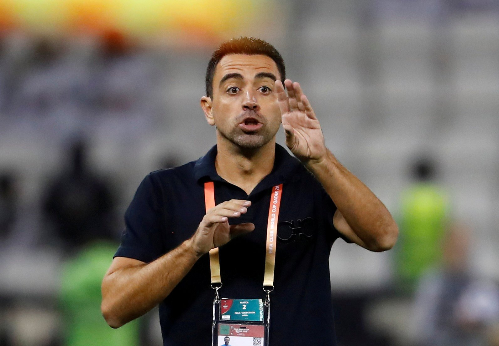 Barcelona icon Xavi hopes to coach Catalans in future | Daily Sabah
