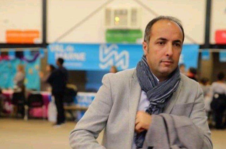 Newly-elected mayor of Paris suburb of Valenton, Metin Yavuz. (IHA)
