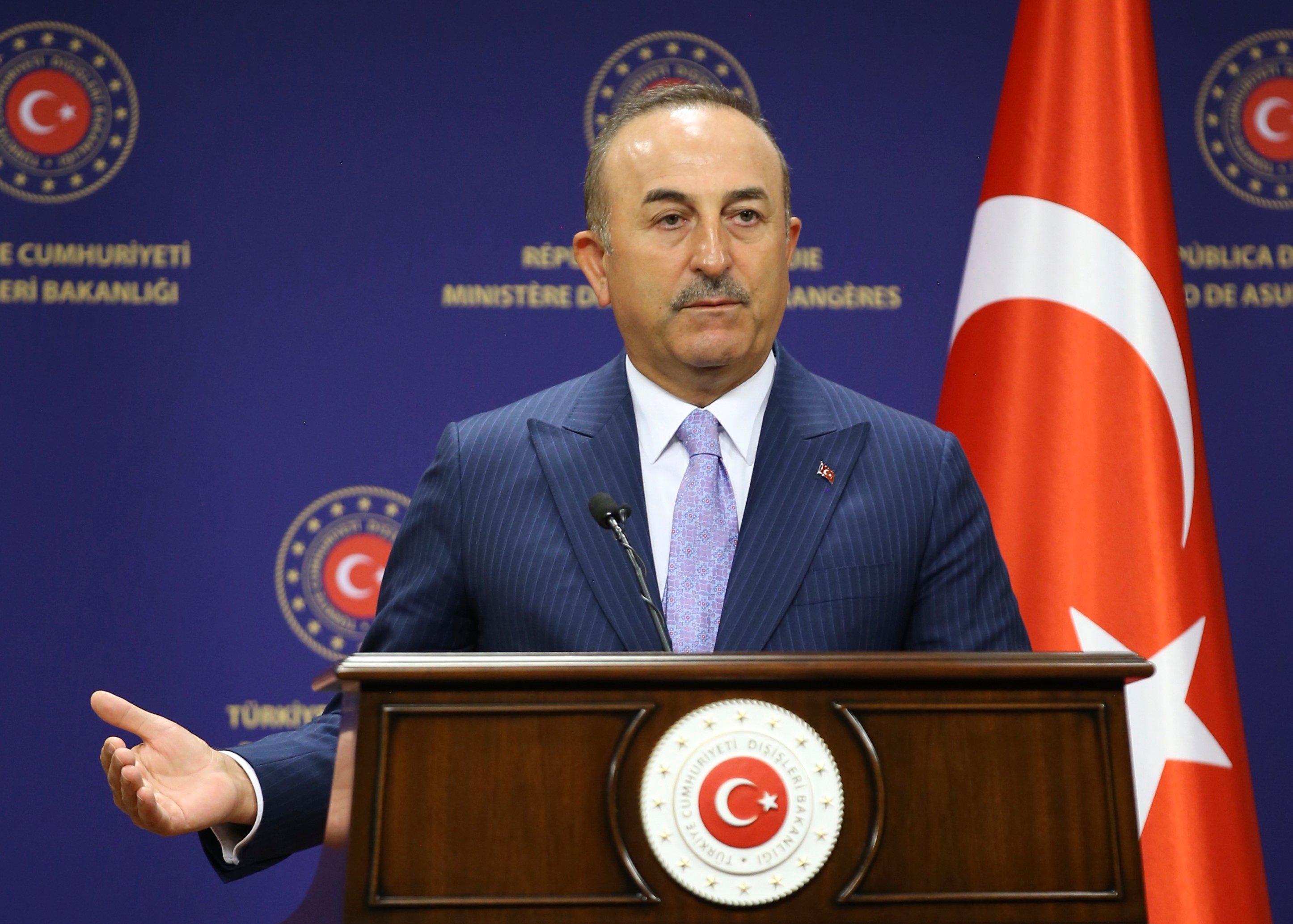 NATO ally France working to ramp up Russian presence in Libya: FM Çavuşoğlu | Daily Sabah