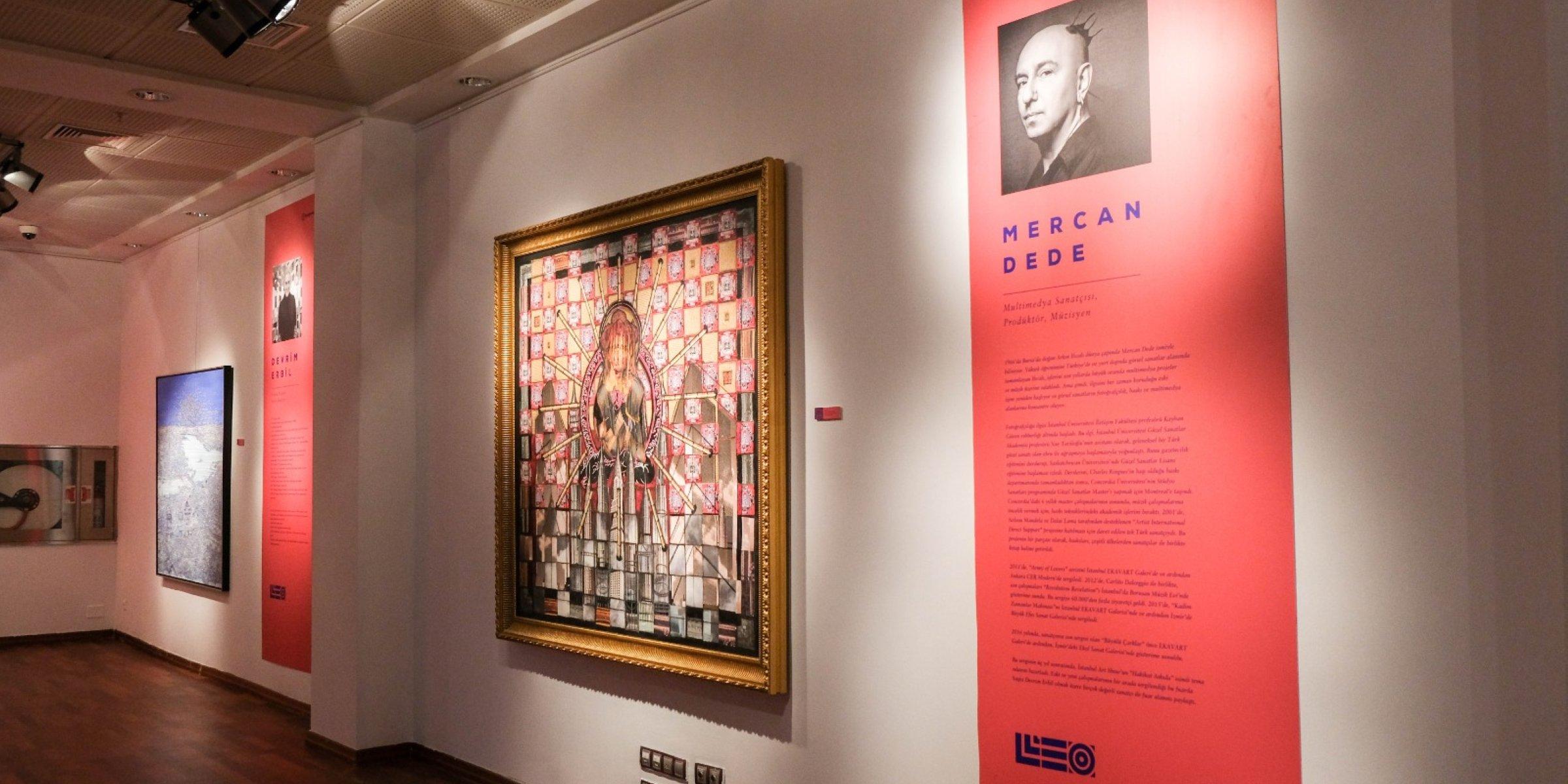 'Respect for Leonardo da Vinci' exhibit reopens in Izmir