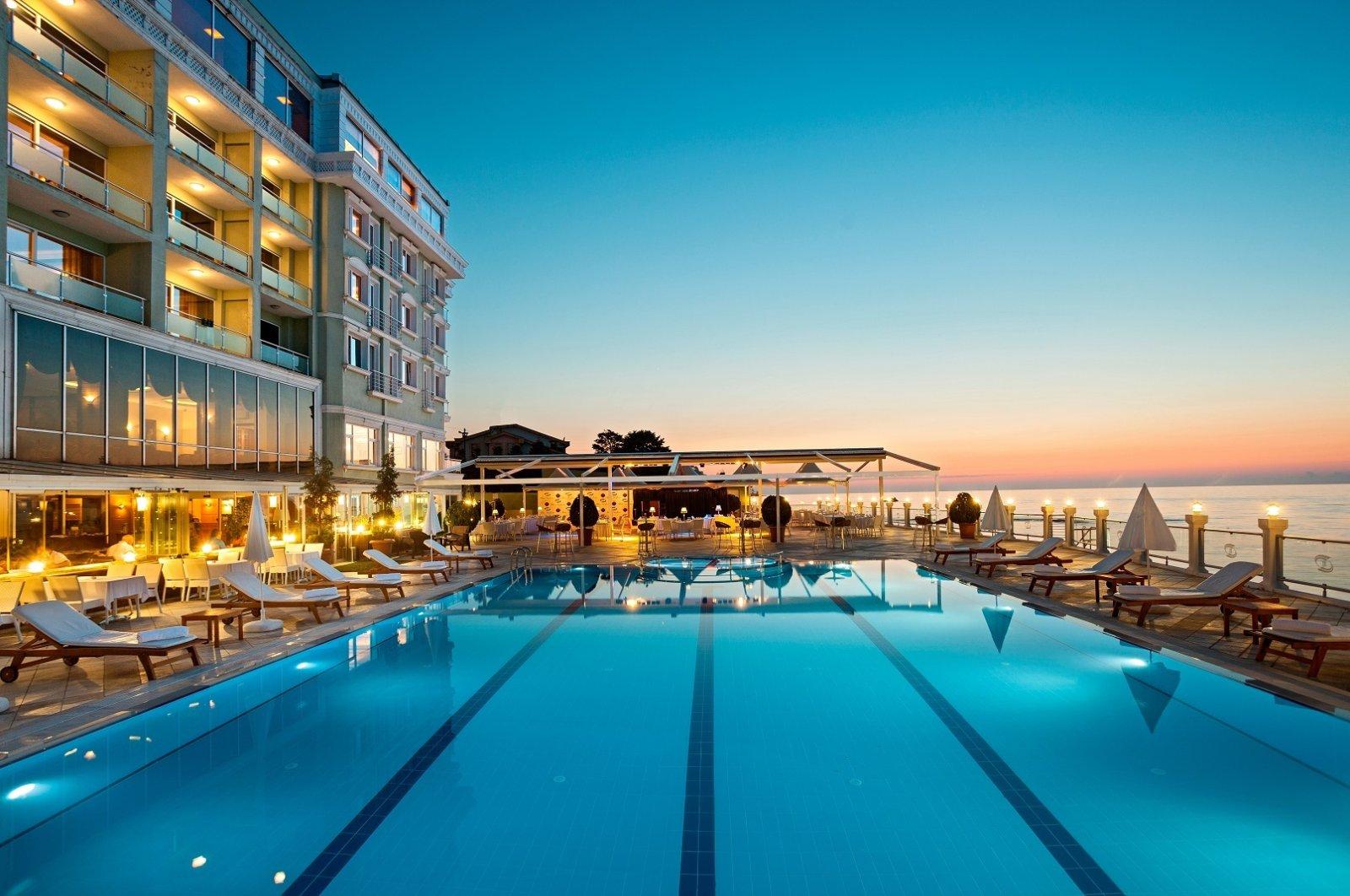 The La Quinta by Wyndham hotel in Turkey's northern Giresun province. (Photo courtesy of Wyndham)