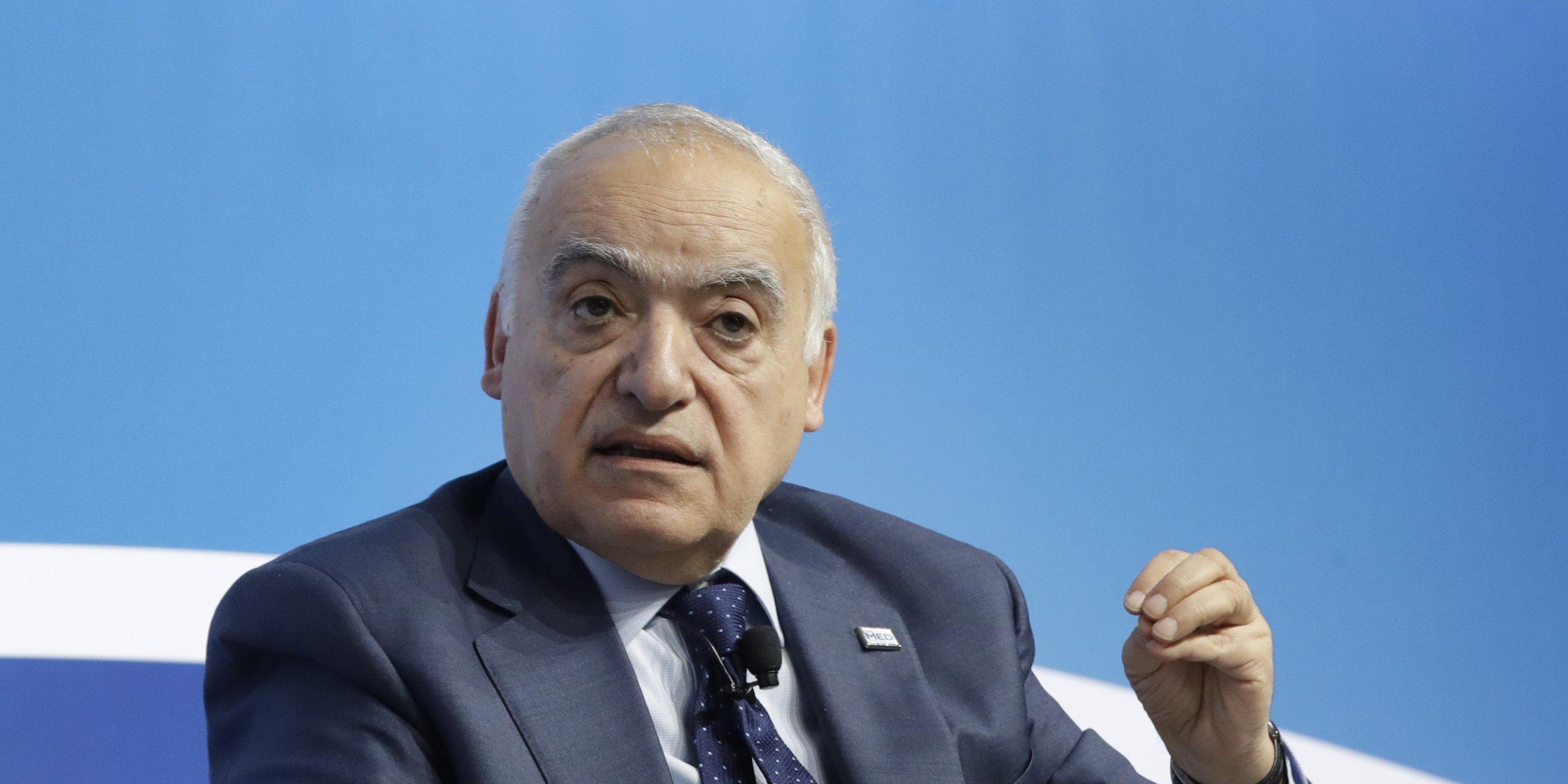 Former UN Libya envoy Salame accuses Security Council of 'hypocrisy'