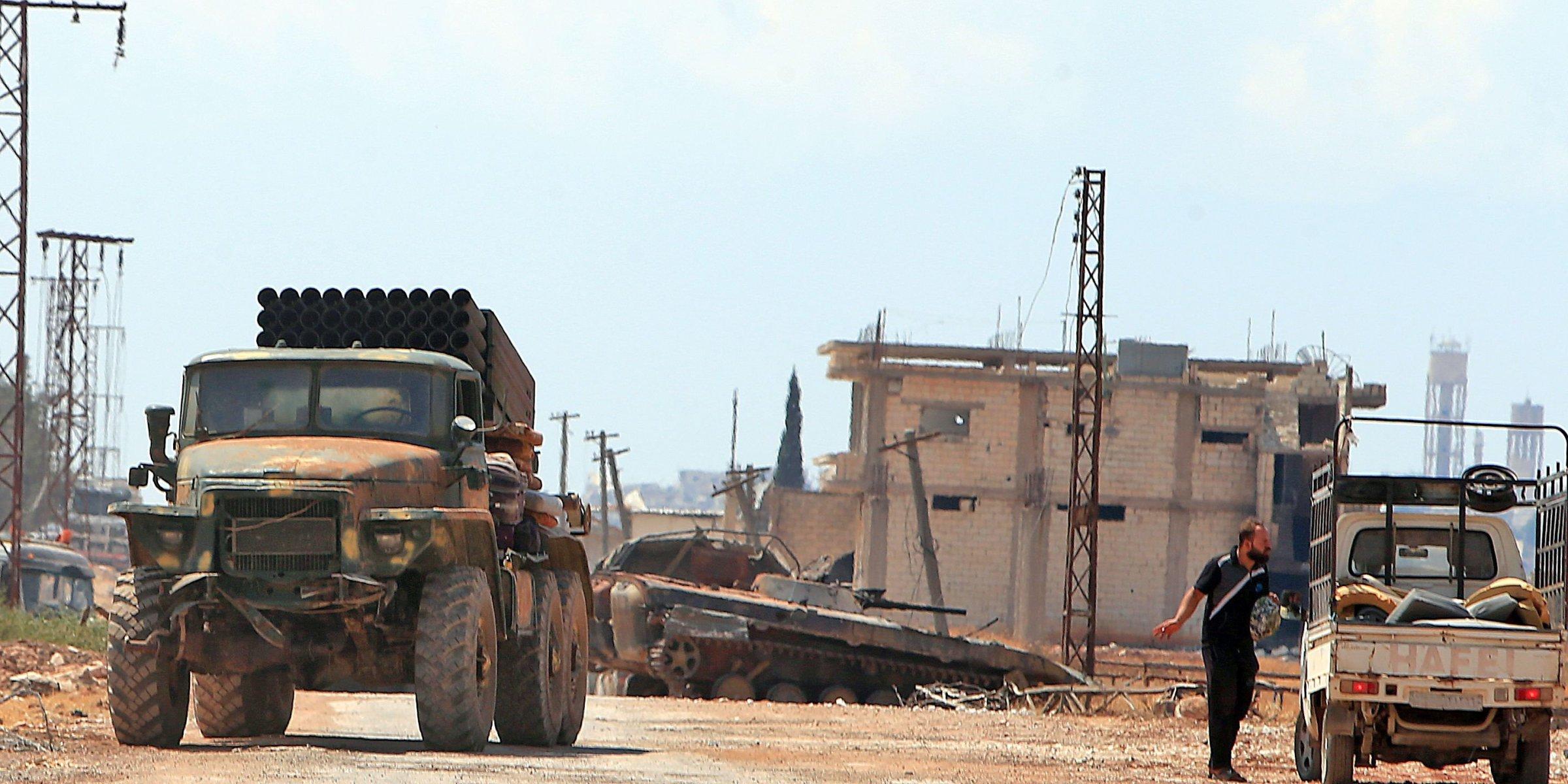 Dozens killed in clashes between Assad regime, Daesh in Syria