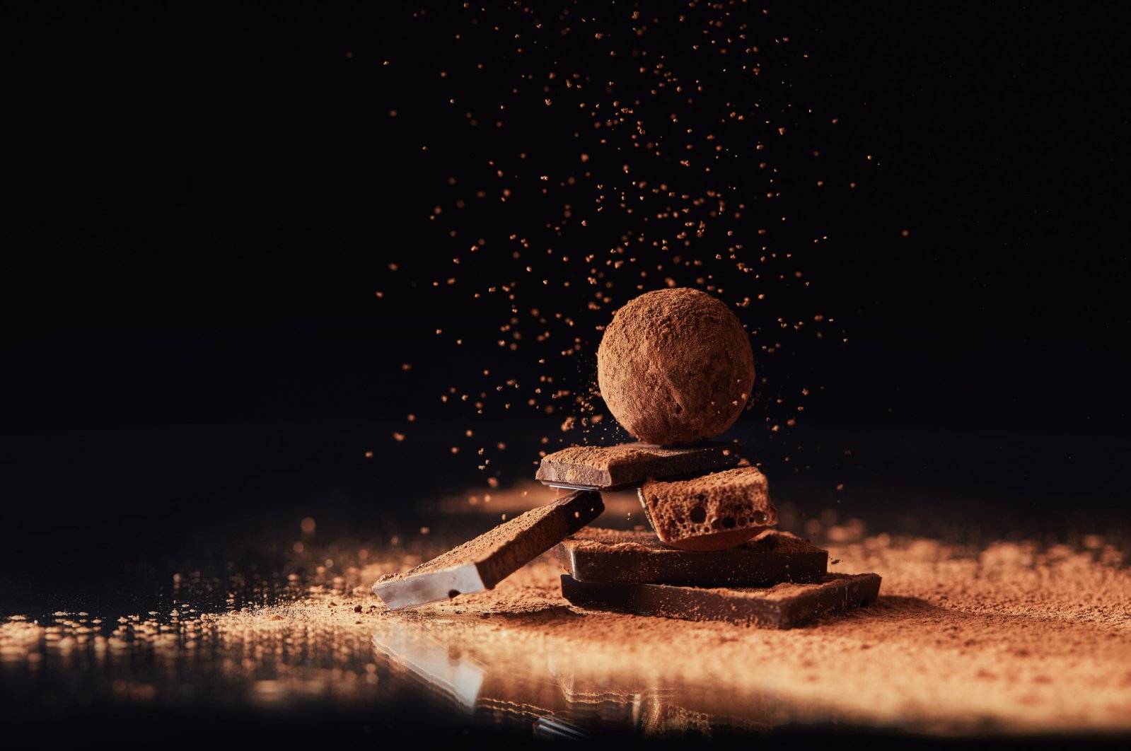 Not only is chocolate a great mood booster but it is also good for the heart, circulation and brain. (iStock Photo)