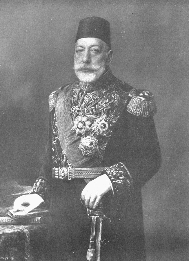 Sigmund Weinberg served as a photographer and director during Sultan Mehmed V Reşad's reign as well.
