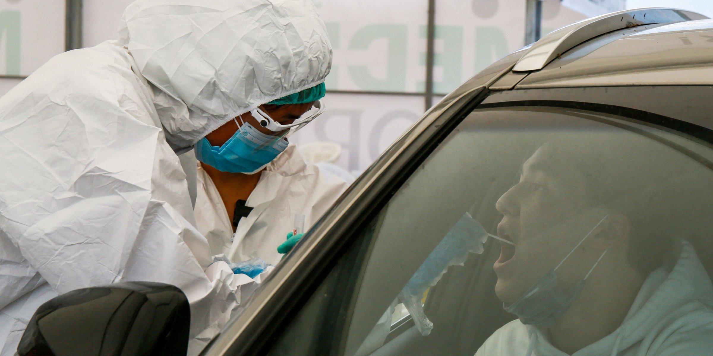 www.dailysabah.com: Uzbekistan, Kazakhstan reimpose lockdowns as coronavirus '2nd wave' hits Central Asia