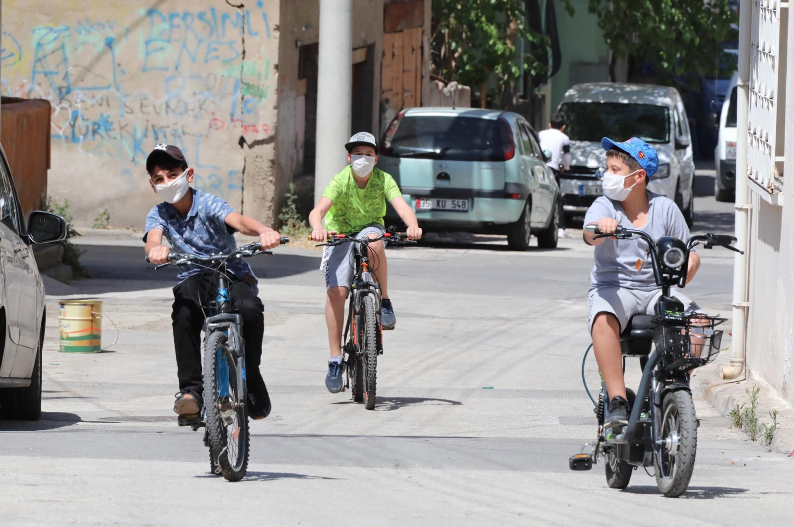Bicycle dealers say they have never been this busy as cycling was never this popular before. (IHA File Photo)