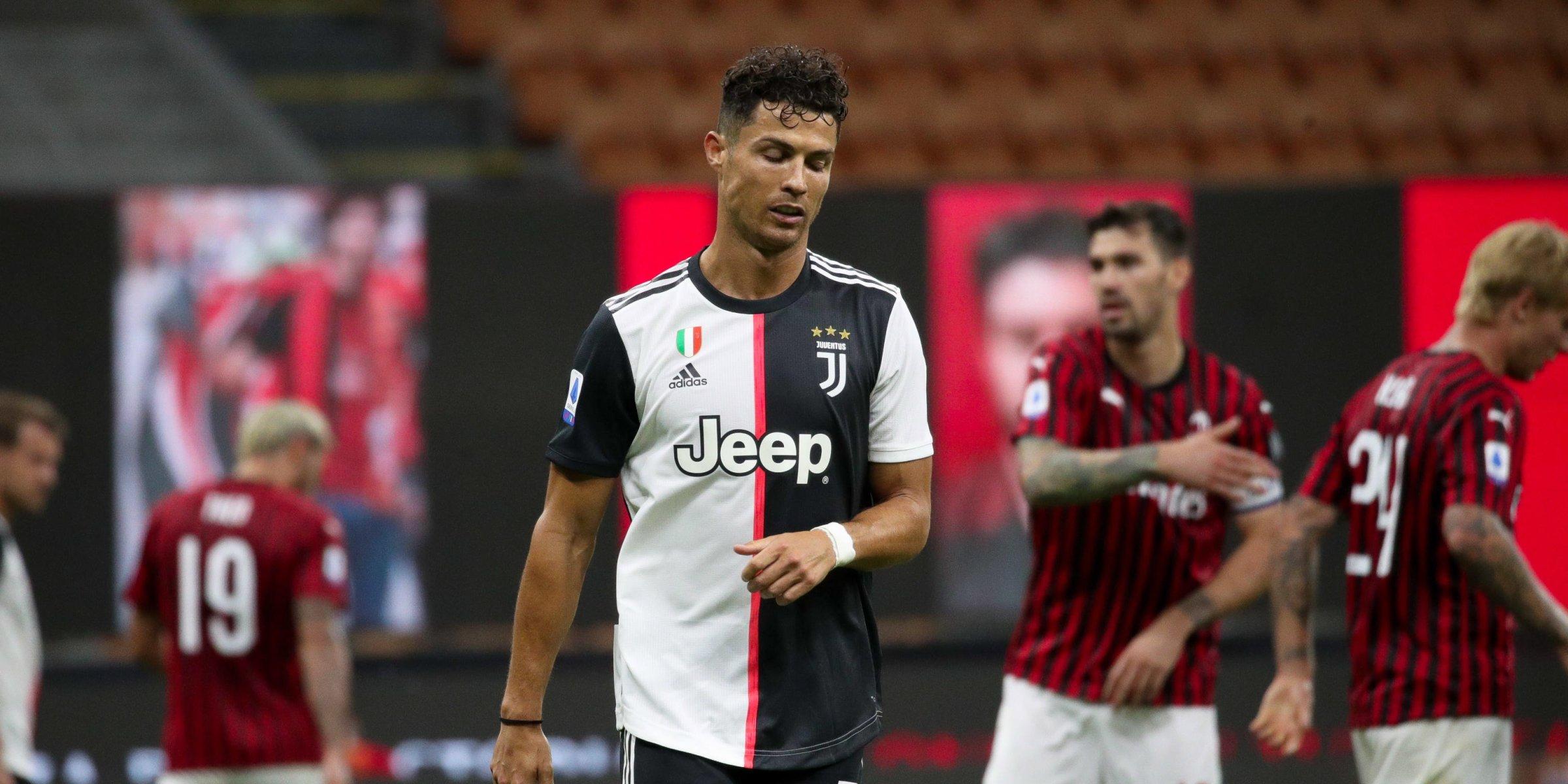 Juventus, Milan şokundan sonra Atalanta ile zorlu çatışmalarla karşı karşıya