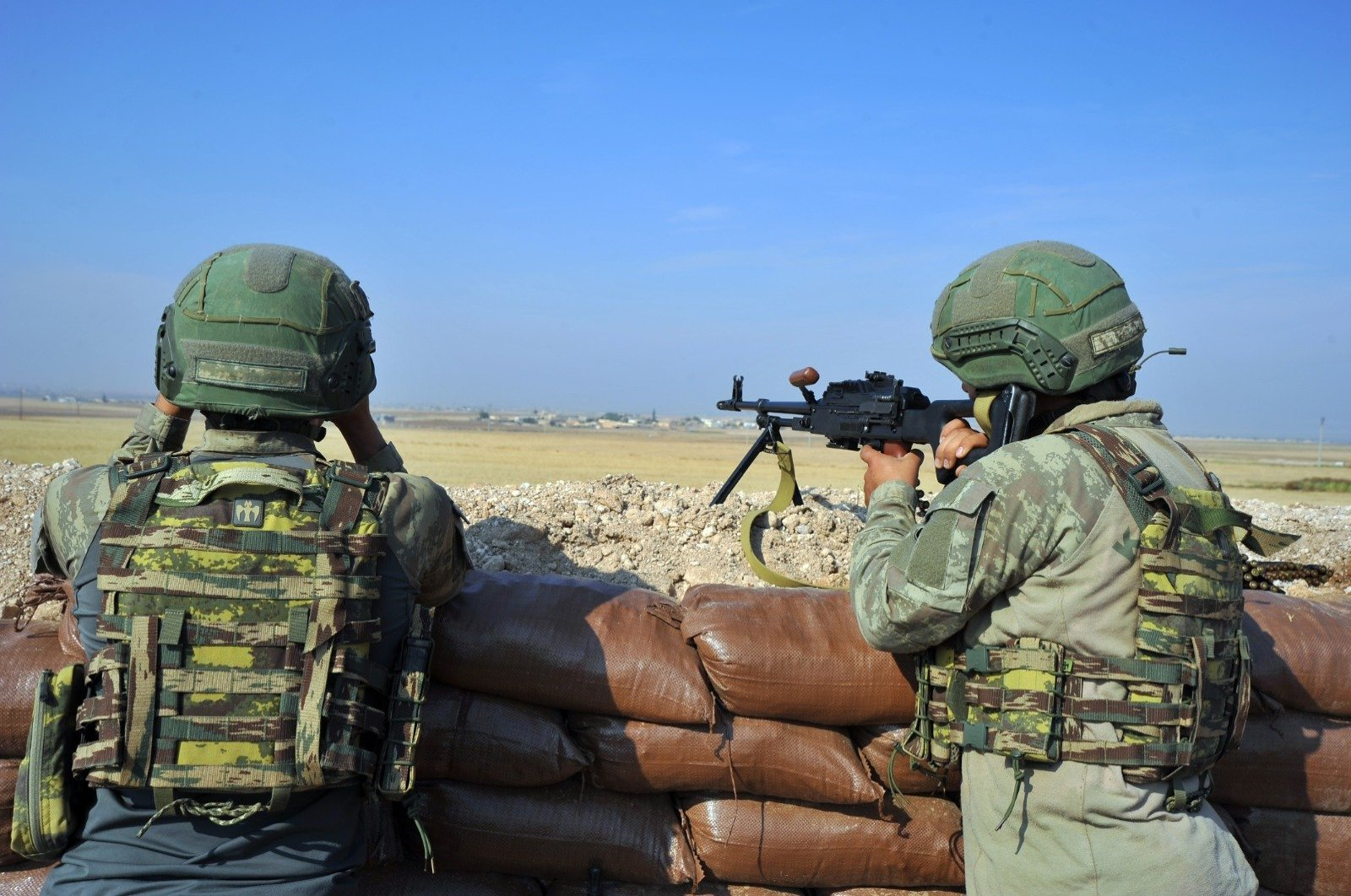Turkish security forces regularly conduct counterterrorism operations in the eastern and southeastern provinces of Turkey where the PKK has attempted to establish a strong presence, July 8, 2020. (DHA Photo)