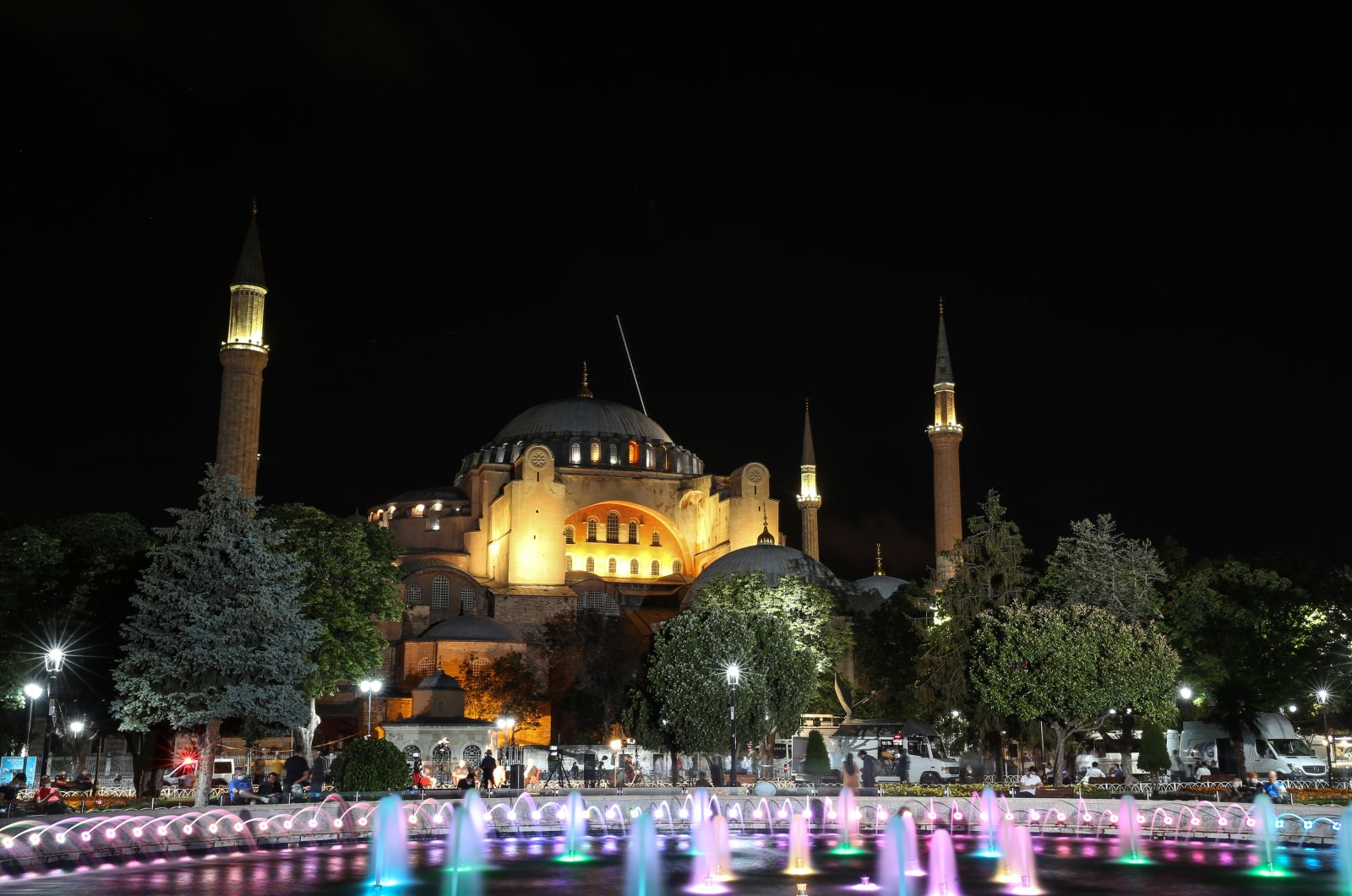 Hagia Sophia Mosque (AA File Photo)