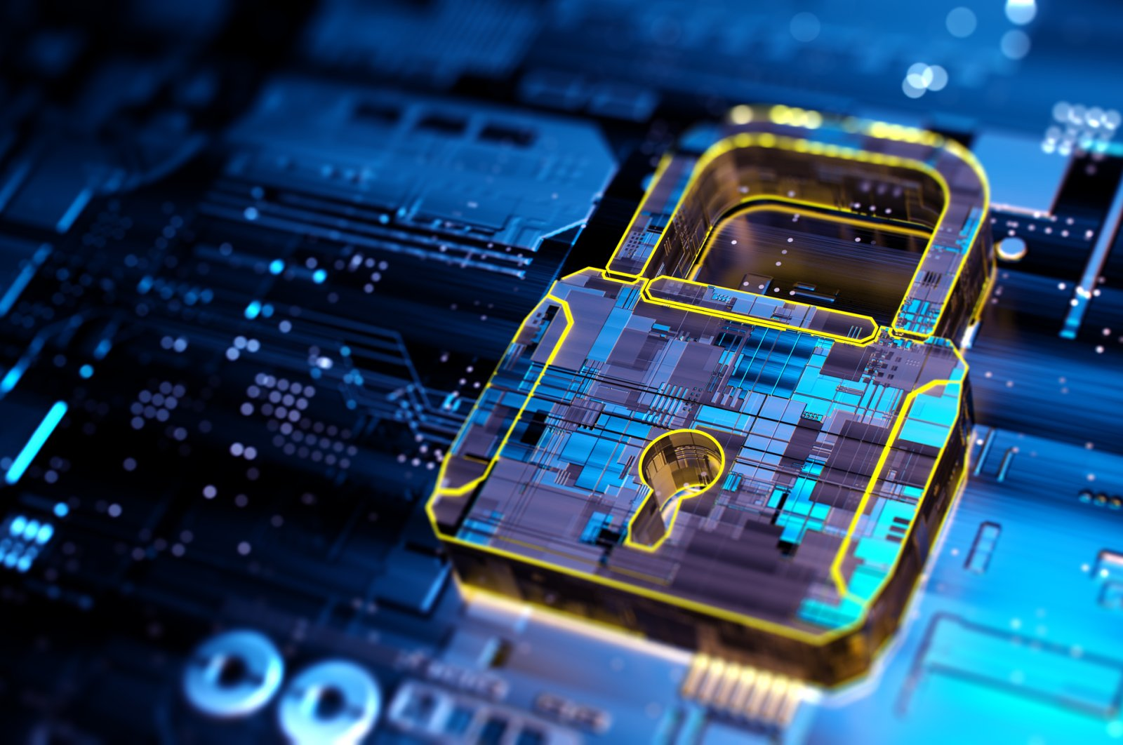You can protect your data online as long as you keep in mind certain points. (iStock Photo)