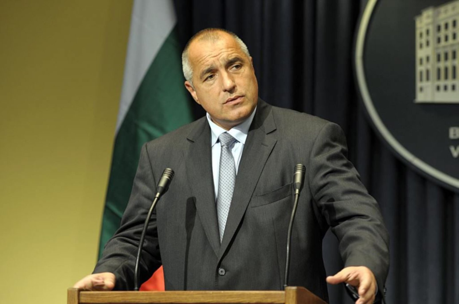 Bulgarian Prime Minister Boyko Borisov. (File Photo)