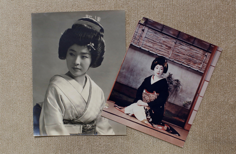 Ikuko于1964年移居东京后拍摄的旧照片,于2020年7月11日在日本东京的Ikuko的家中看到。(路透社照片)