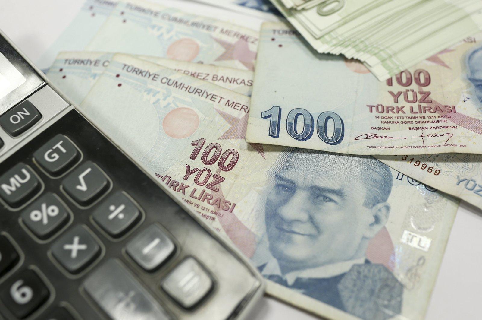 Turkey's budget balance saw a deficit of $2.9 billion in June 2020. (AA Photo)