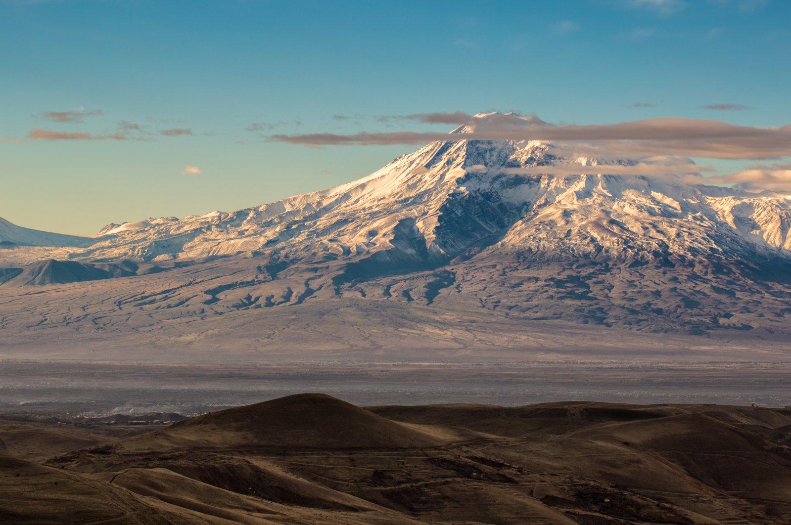Mount Ararat in Turkey (Shutterstock Photo)