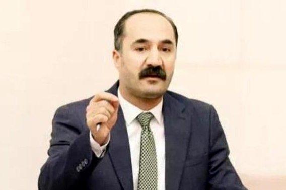 HDP Muş Deputy Mensur Işık speaks at the Turkish Parliament (DHA File Photo)