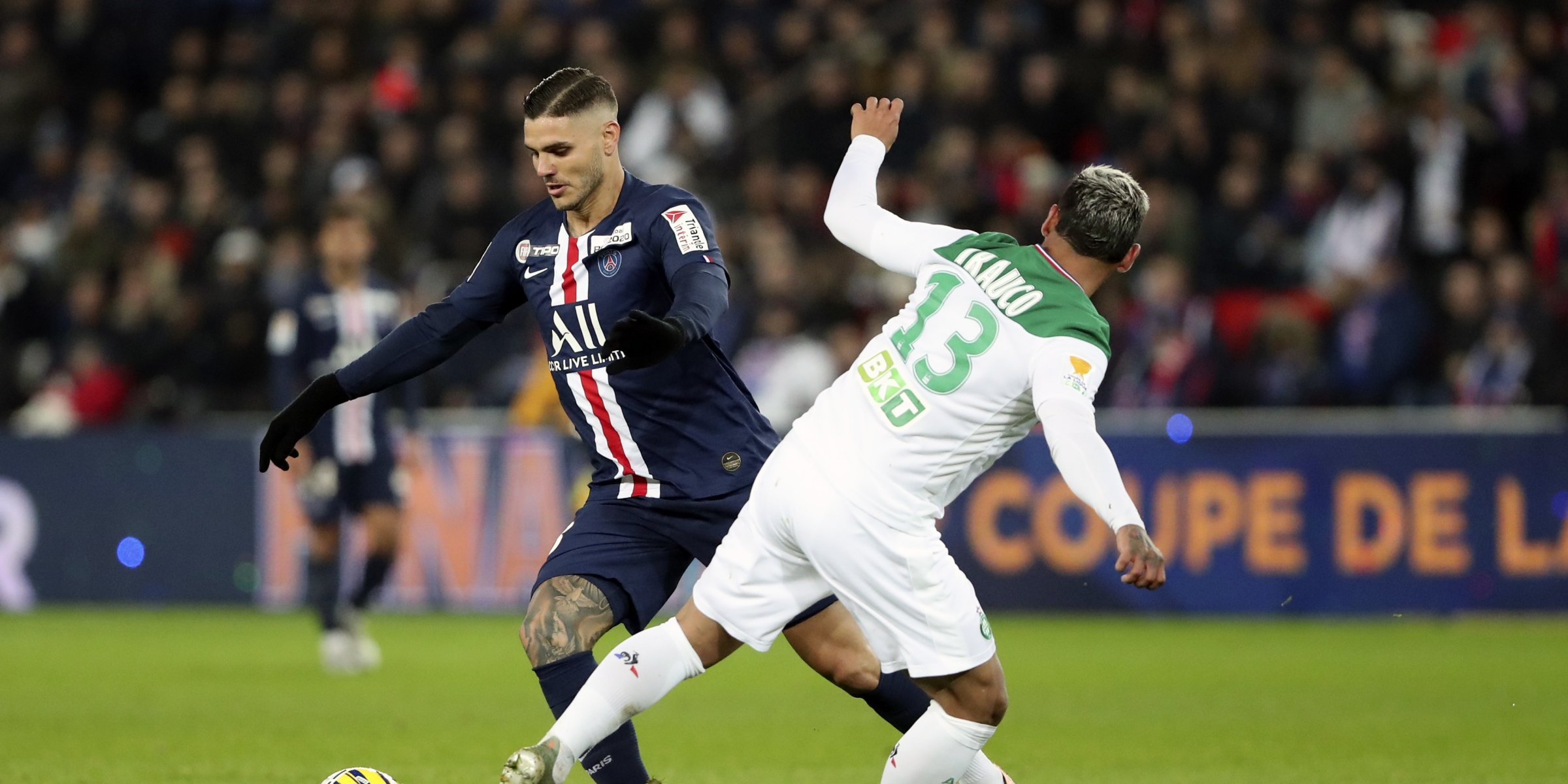 Psg Faces Saint Etienne In French Cup Final Daily Sabah