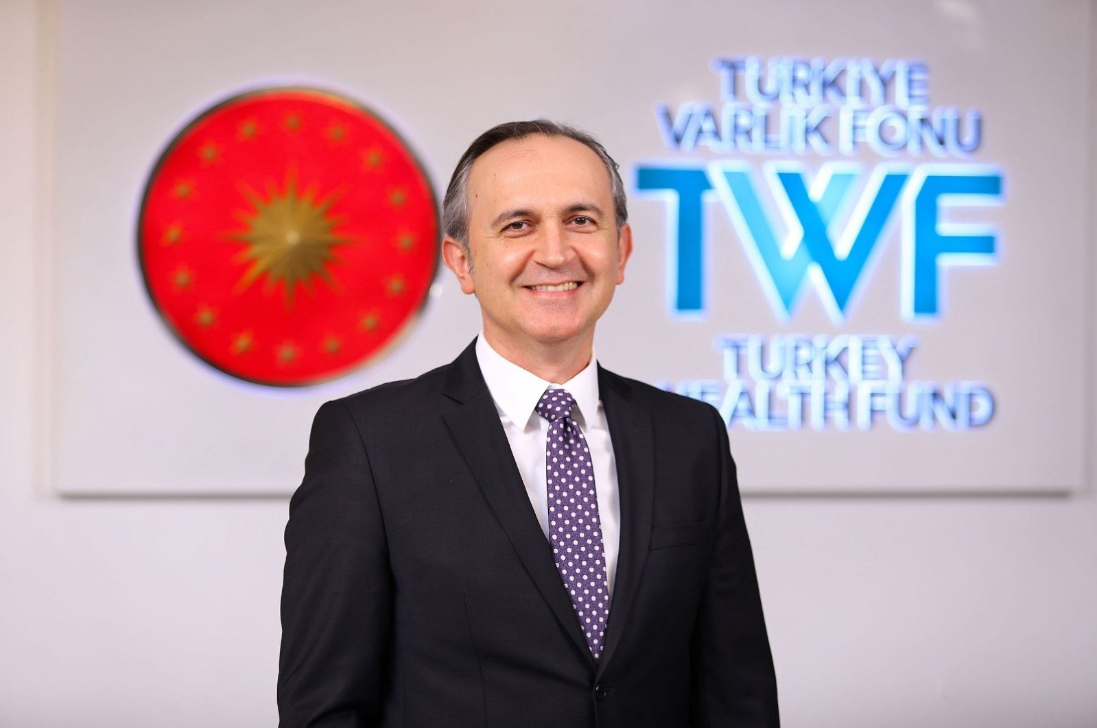 Turkey Wealth Fund General Manager Zafer Sönmez is pictured in this undated photo. (Sabah File Photo)