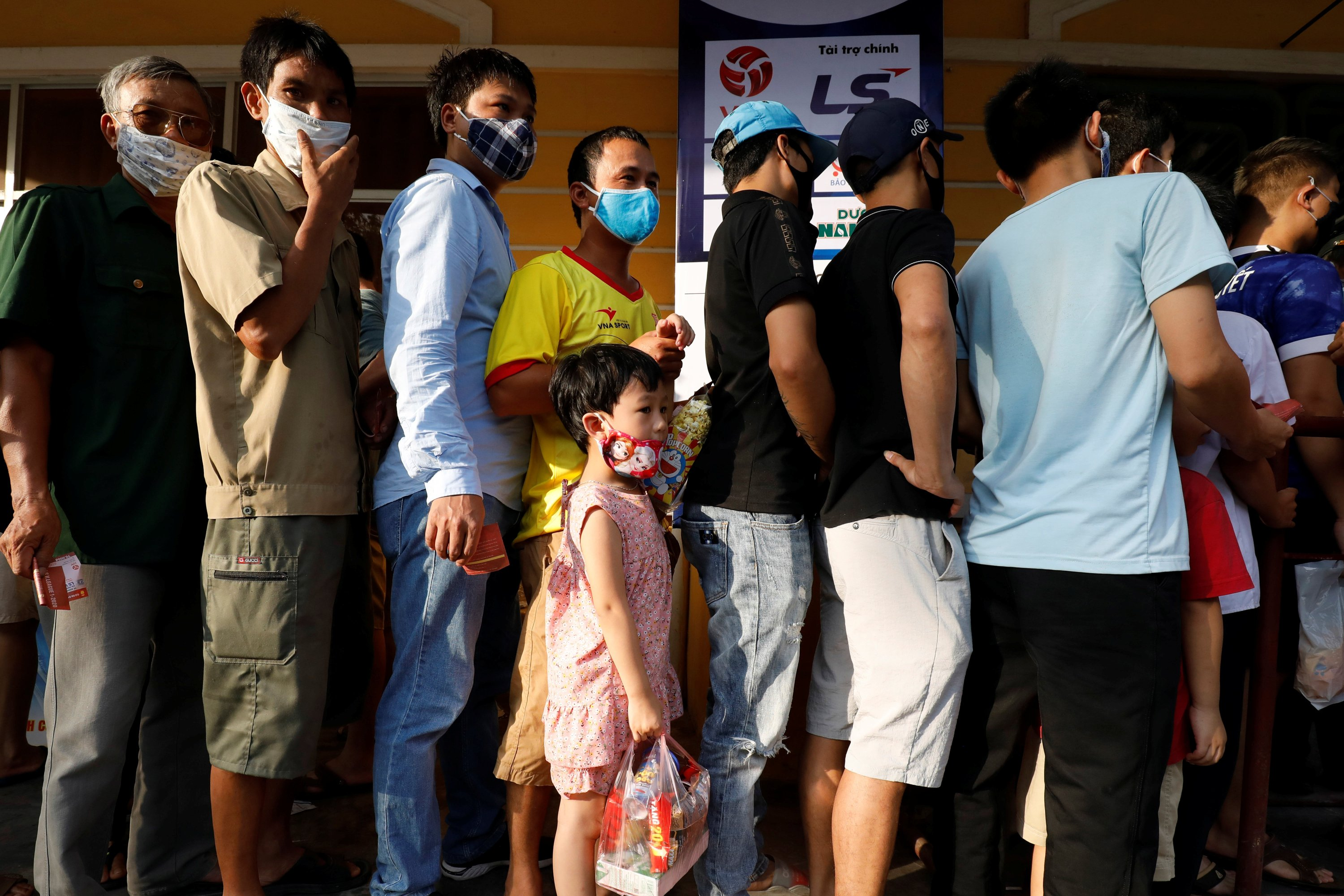 Vietnam confirms 1st COVID-19 case in nearly 100 days | Daily Sabah