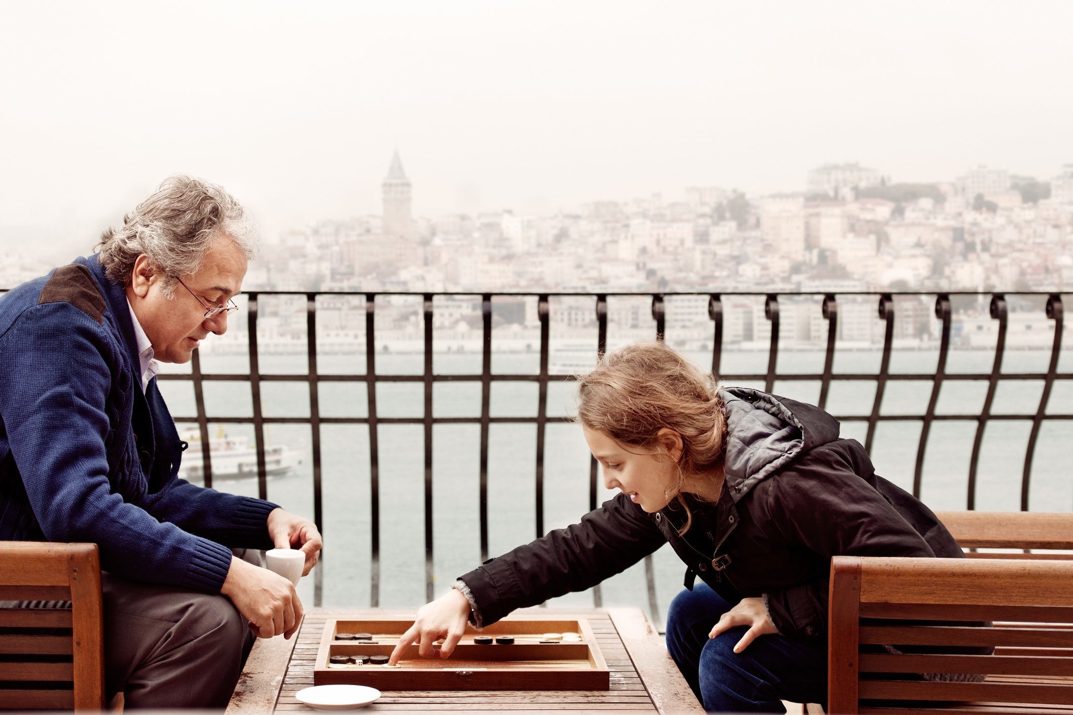 Playing backgammon is a common pastime in Turkey, and a beautifully crafted set is sure to be a great gift. (iStock Photo)