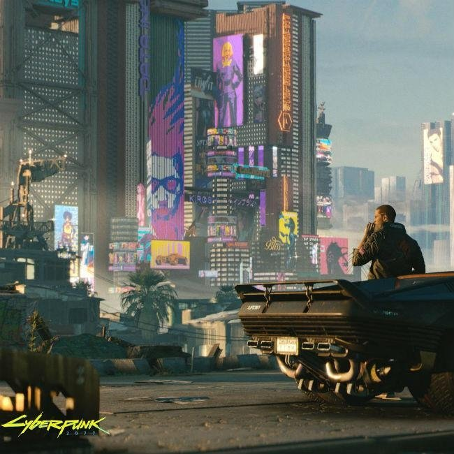 Cyberpunk 2077 is also launching a comic book miniseries, which will be released on Sept. 9, 2020. (REUTERS Photo)