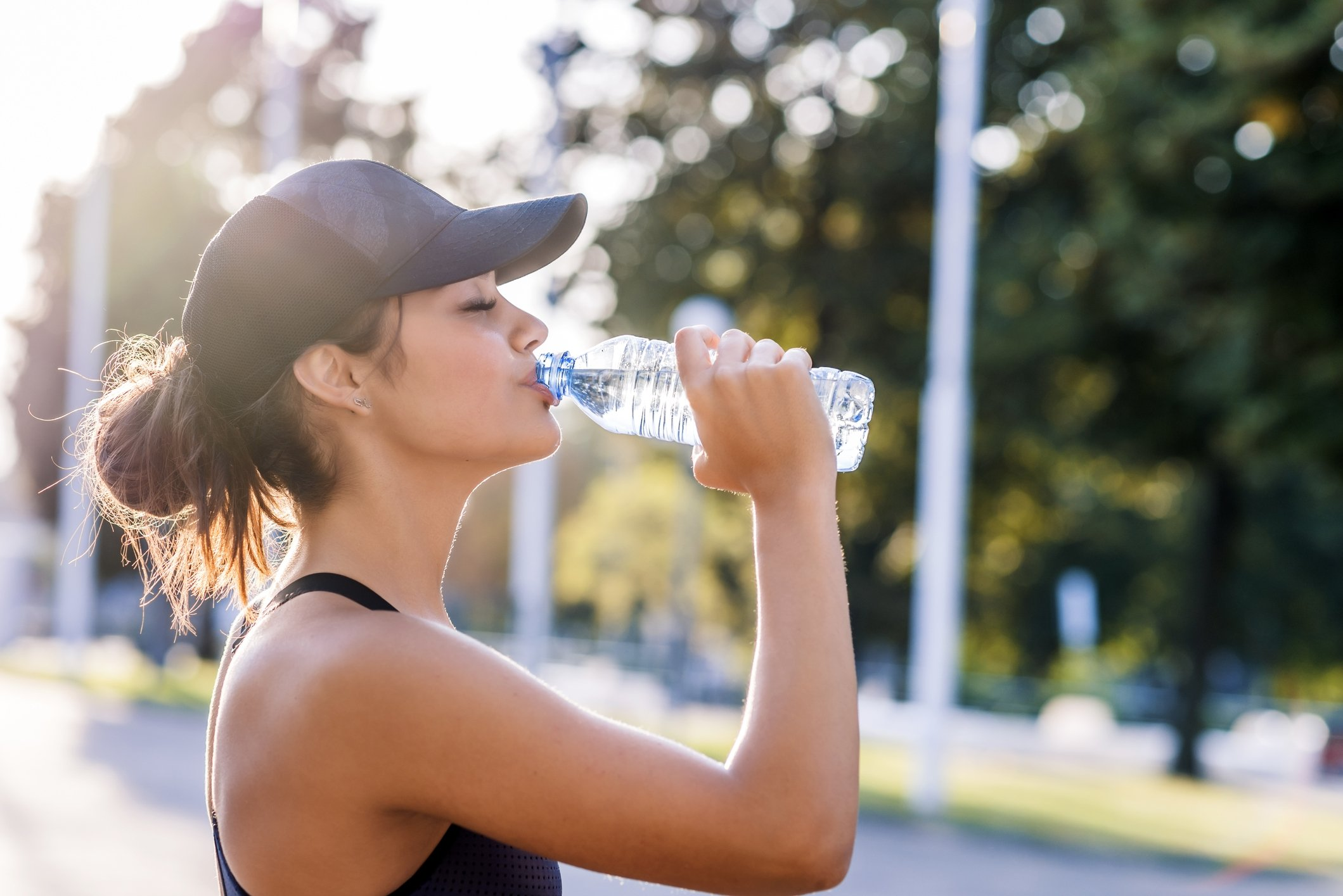 Make sure you drink more than usual if you are engaging in rigorous physical activity (iStock Photo)