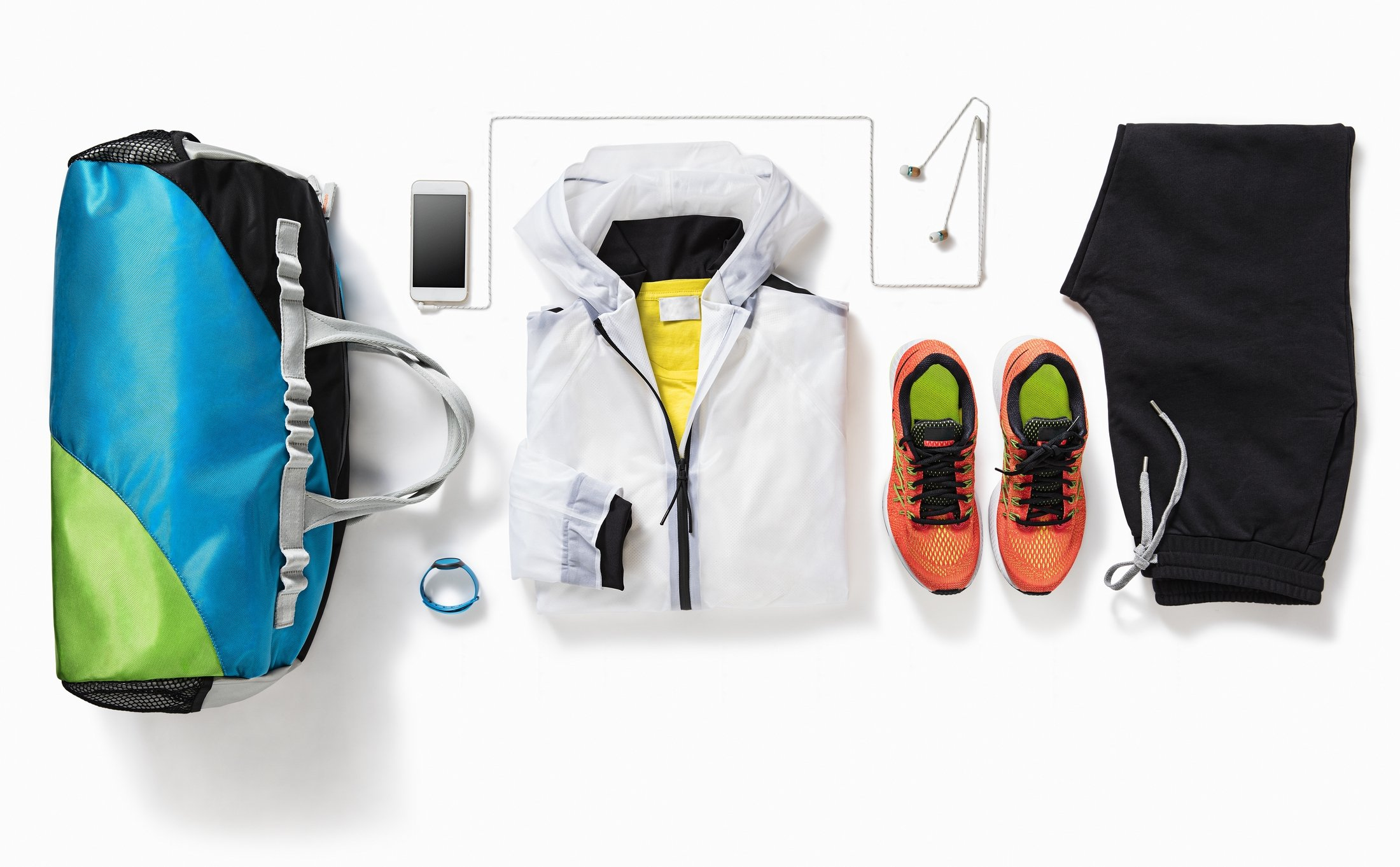 Wearing the right gear and choosing the correct shoes is more important when doing sports outdoors. (iStock Photo)