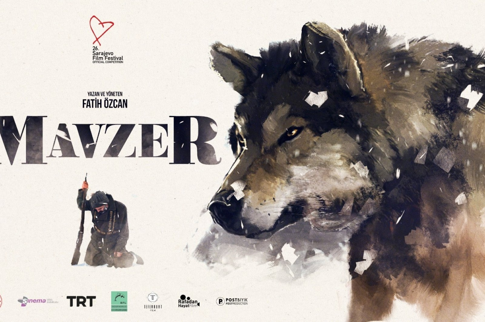 "Fatih Özcan's ""Mavzer"" will be making its international debut at the festival. (IHA Photo)"