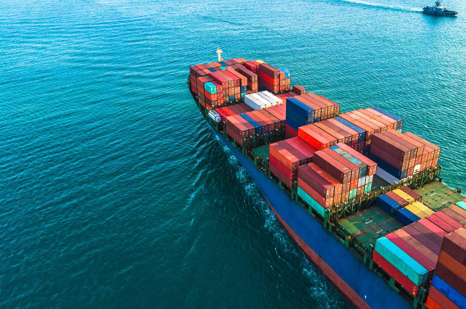 Turkey's exports rose by 15.7% year-on-year in June. (IHA Photo)