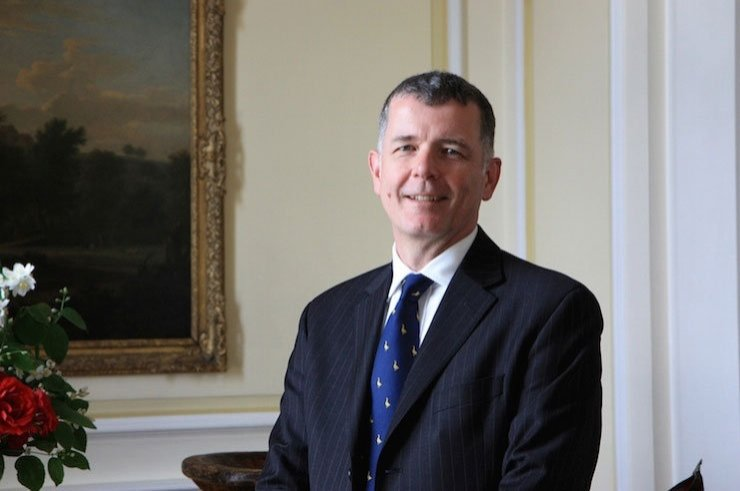 Richard Moore becomes the new director of the U.K.'s MI6 Secret Intelligence Service. (Sabah Photo)
