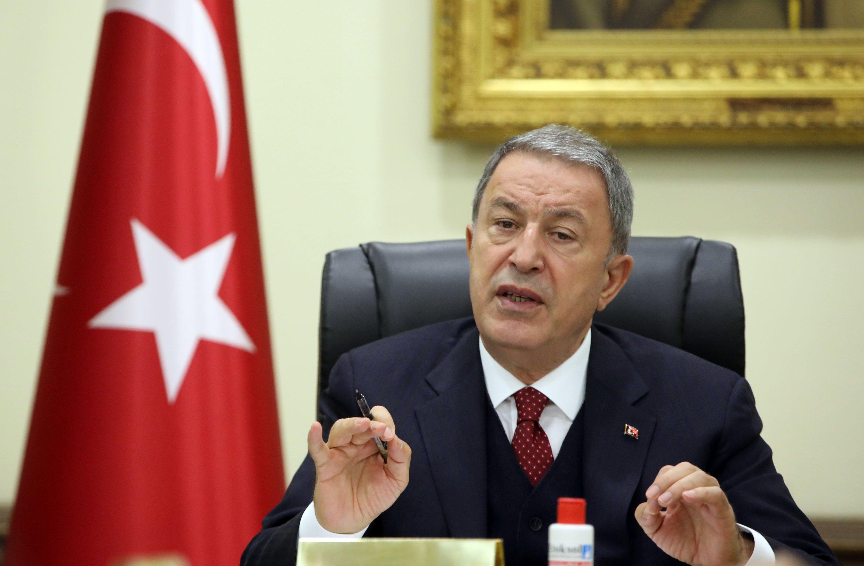 """Hülusi Akar: """"Ermənistan törətdiyi hərbi cinayətə görə cavab verməlidir"""""""