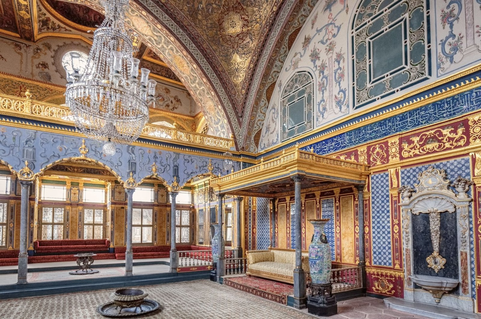 Topkapı Palace is one of the museums that will be open for visitors during the bayram holiday. (Ruslan Kaln / iStock Photo)