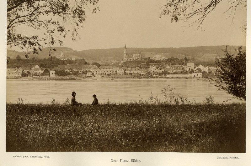 Amand Helm, Donau Album (Danube Album), 1850-1899.