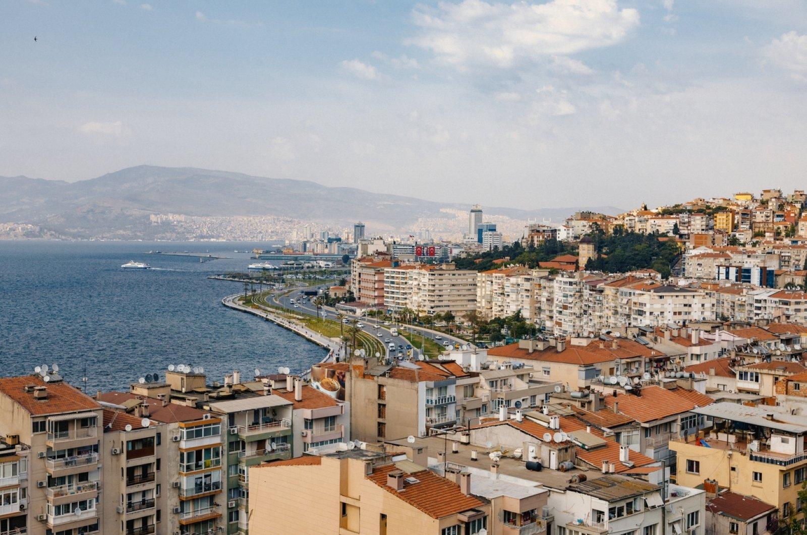 Mavişehir, Karşıyaka and Narlıdere districts in the city of Izmir are the most preferred spots by Iranian investors. (iStock Photo)