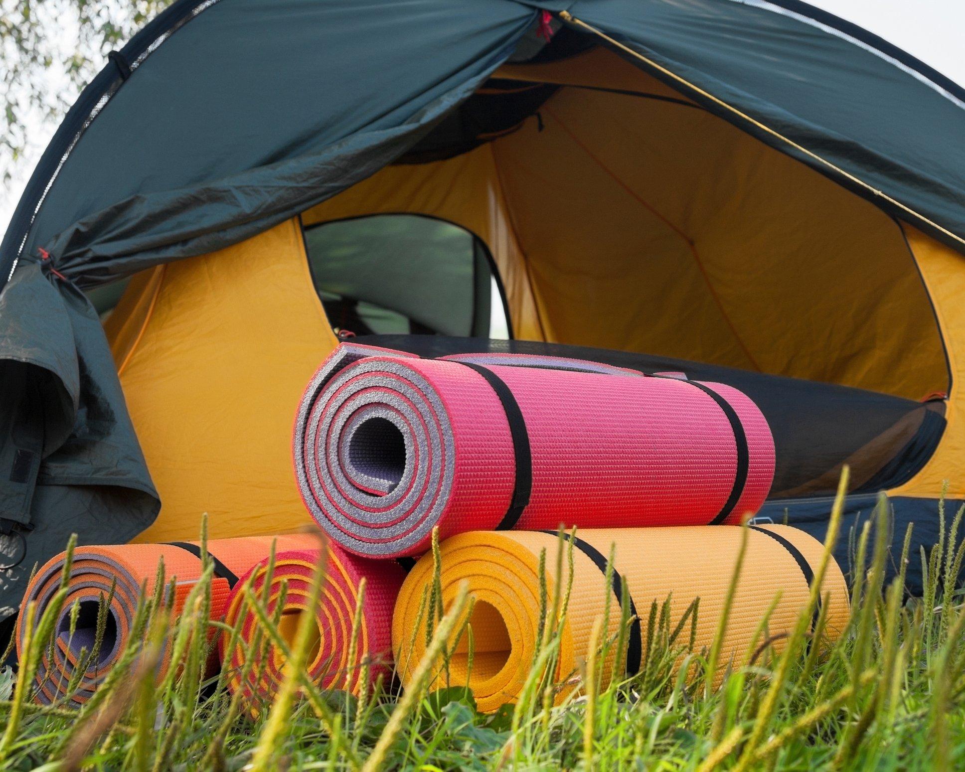 L'achat d'un tapis en mousse est un excellent point de départ pour ceux qui souhaitent faire leur premier voyage en camping.  (iStock Photo)