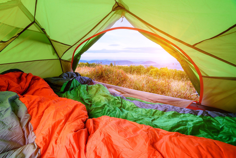 Assurez-vous de choisir la tente et le sac de couchage adaptés aux conditions météorologiques.  (iStock Photo)