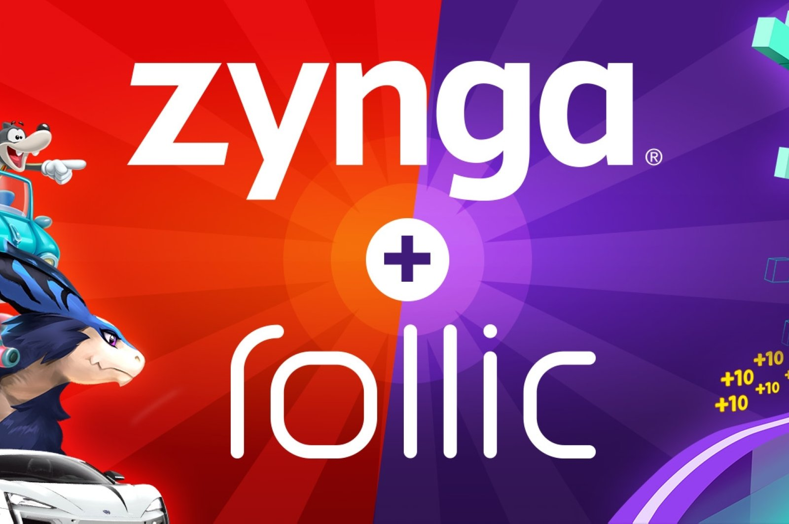 Zynga will acquire the remaining 20% of Rollic at valuations based on specific profitability goals over the next three years.