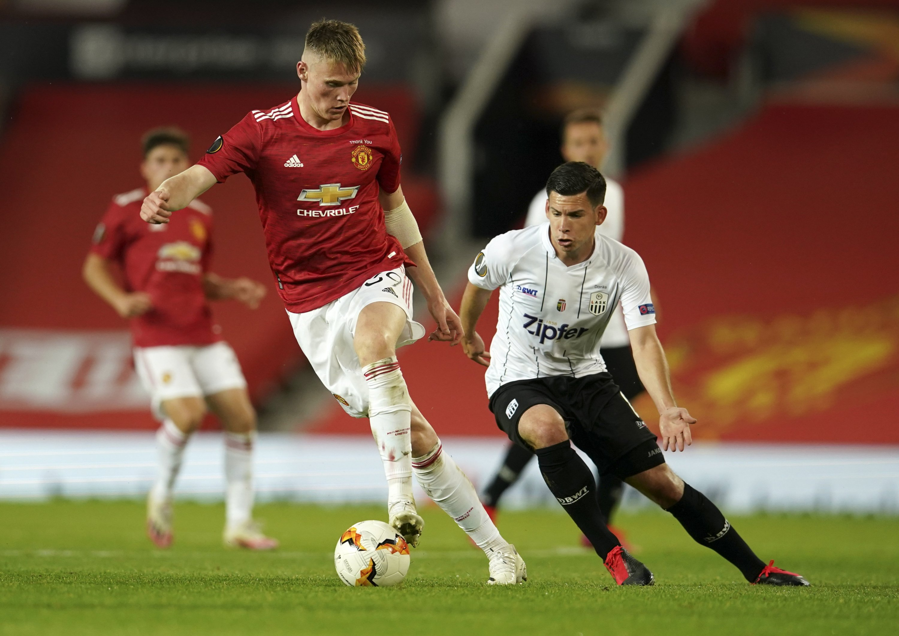 Man U Inter Favorites As Europa League S Quarterfinals Kick Off In Germany Daily Sabah