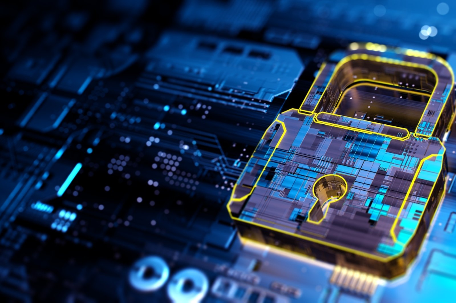 Kron became the first local firm identified on U.S.-based firm Gartner's cybersecurity list. (iStock Photo)