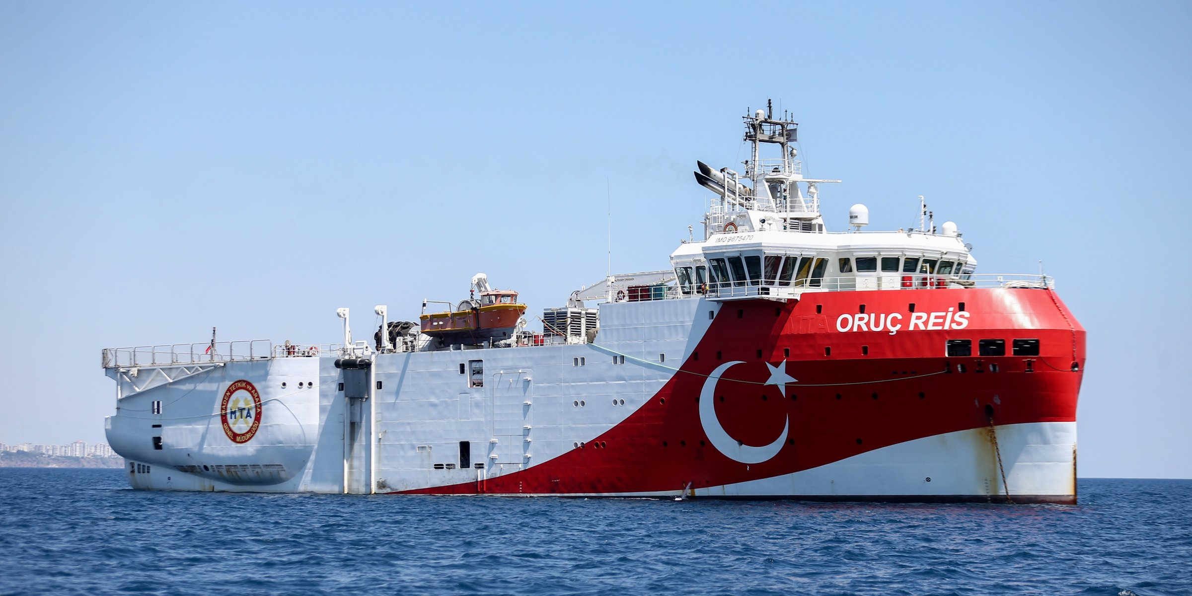Greece alarmed after Turkey resumes exploratory drilling in Eastern  Mediterranean | Daily Sabah