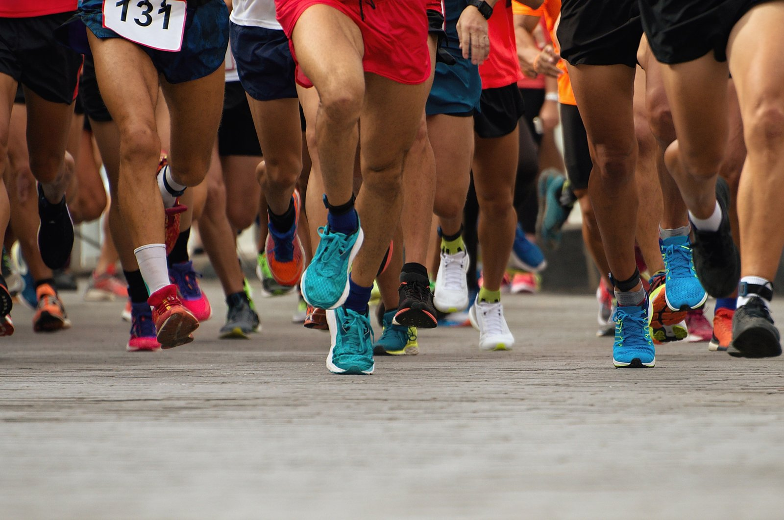 Preparing for a marathon is hard work, but the feeling of accomplishment is reward enough. (Shutterstock Photo)