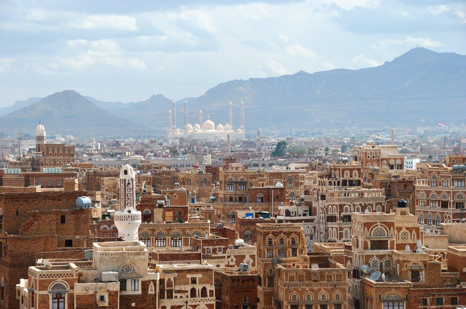 The Old City of Sanaa, Yemen, seen in an undated photo. (Shutterstock Photo)
