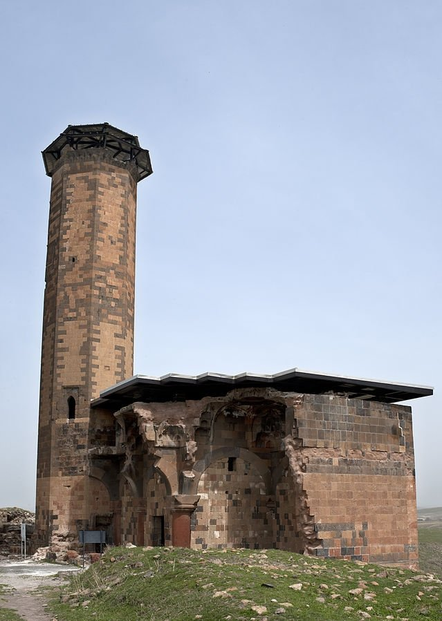 The mosque is named after Ebu'l Manuçehr Bey who built it.