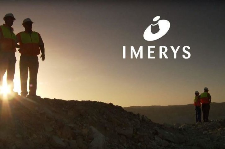 Imerys says the deal with Haznedar Group will strengthen positions within the growing Turkish market. (AA Photo)