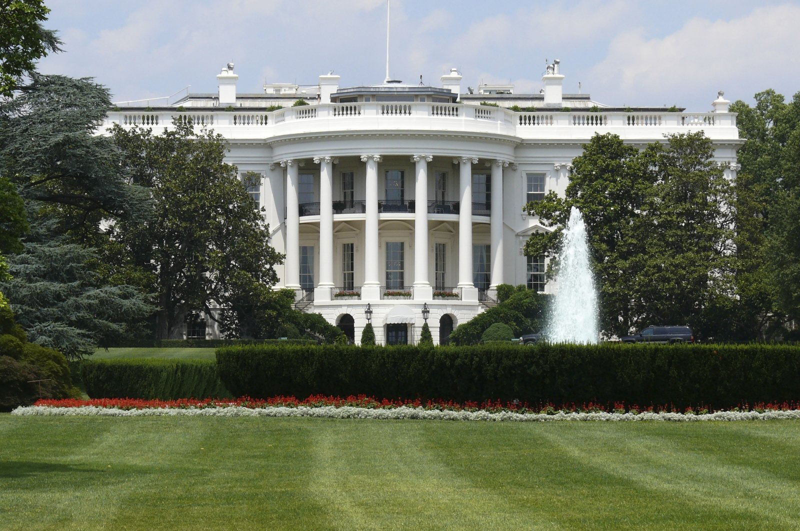This undated file photo shows a general view of the White House in Washington. (File Photo)