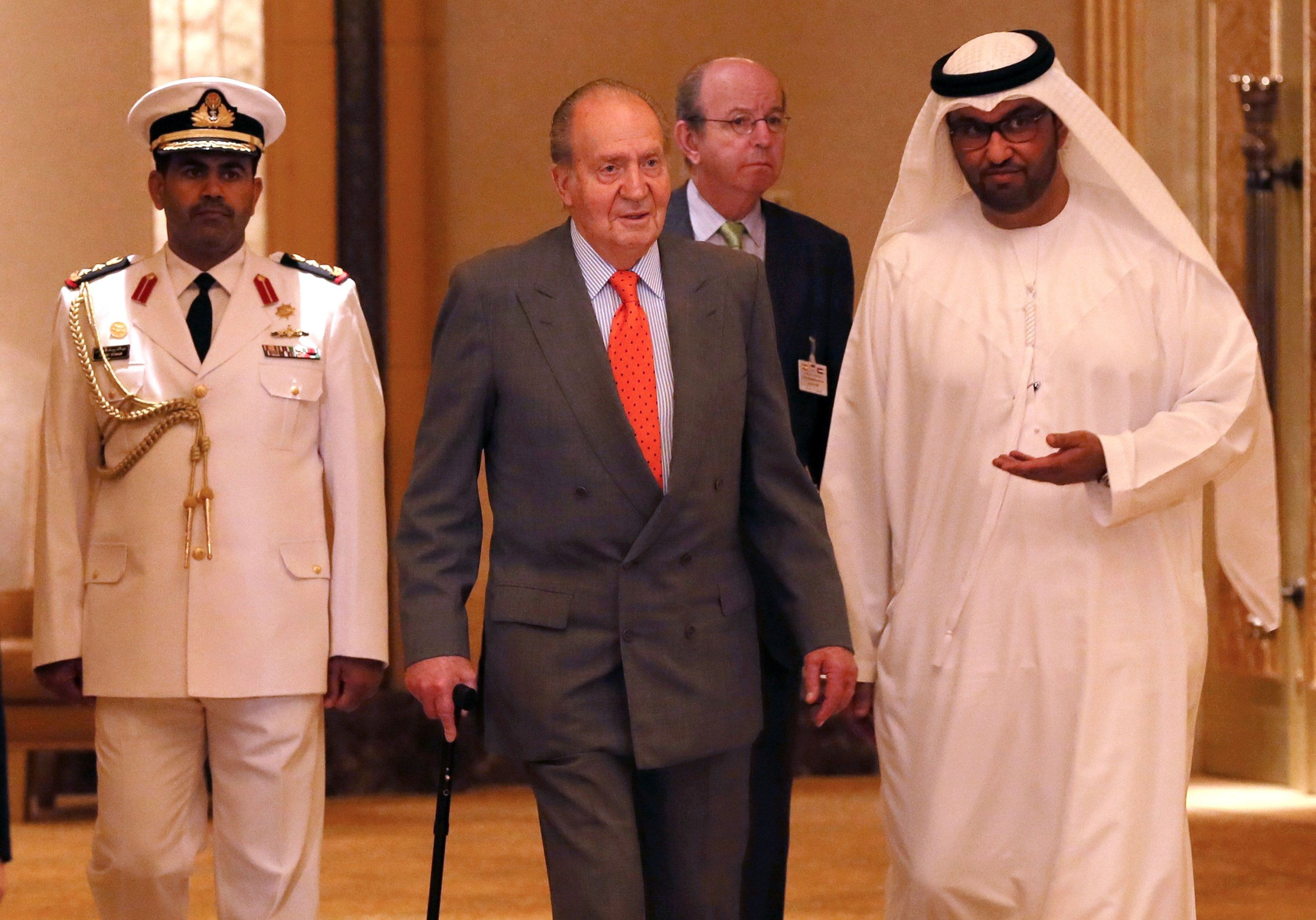 Mystery no more: Spain's ex-king Juan Carlos emerges in UAE amid financial  probes | Daily Sabah
